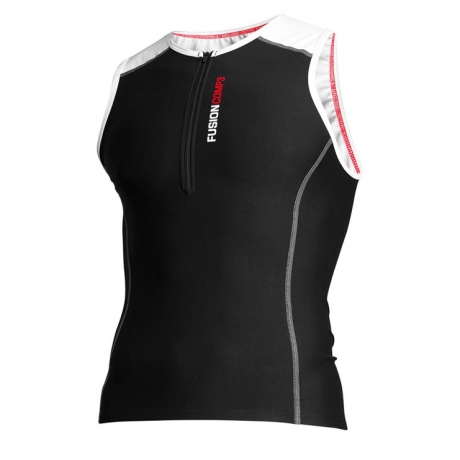 Fusion Multisport Top Black - Men