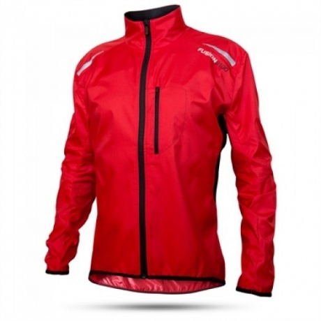 Fusion Mens S100 Run JKT Red
