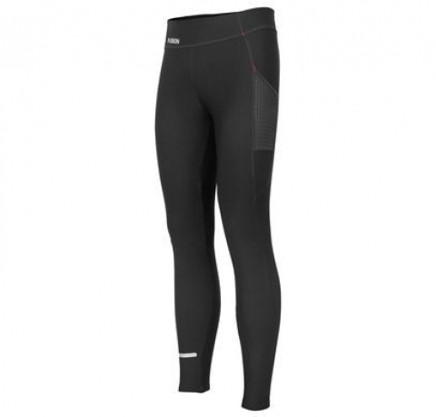 FUSION C3 TRAINING TIGHTS LONG - KVINDE
