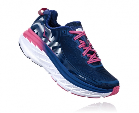 Hoka One One Bondi 5 W  Blueprint / Surf...
