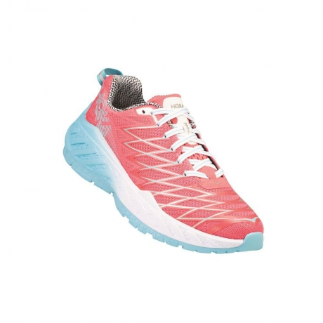 Hoka One One Clayton 2 W Dubarry / Blue ...