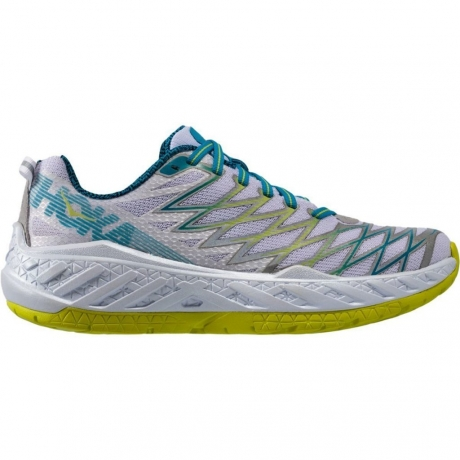 Hoka One One Clayton 2 W White / Acid