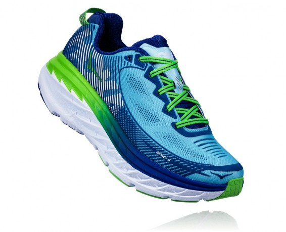 Hoka One One Clifton 4 W Sky Blue / Surf...