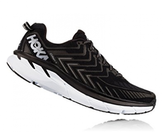 Hoka One One Clifton 4 W Black / White