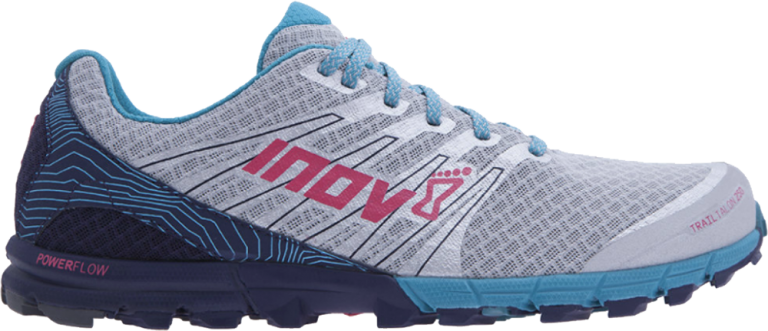 Inov8 Trailtalon 250 Silver/Navy/Teal Da...