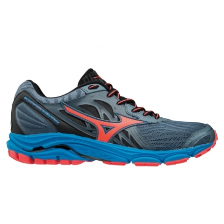 Mizuno Wave Inspire 14 Dame Blue Mirage/...