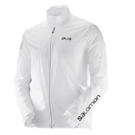 Salomon S/LAB Light Wind Jacket White