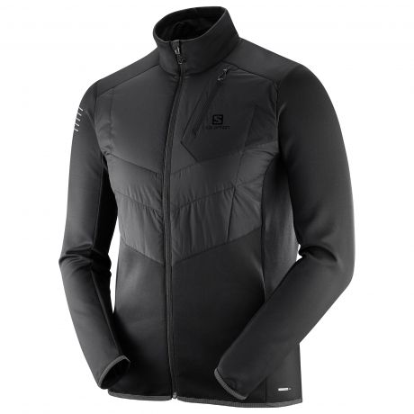 Salomon Pulse Warm Insulated JKT Black U...