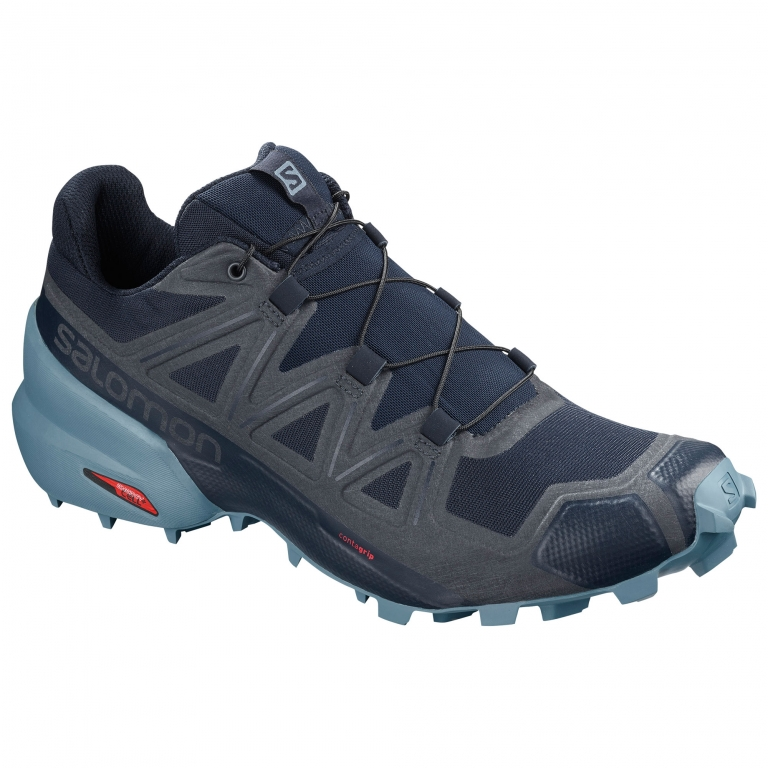 Salomon Speedcross 5 Herre Navy/Ebony/Blue