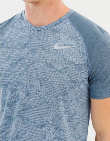 Nike Breathe Miler Mens Top SS