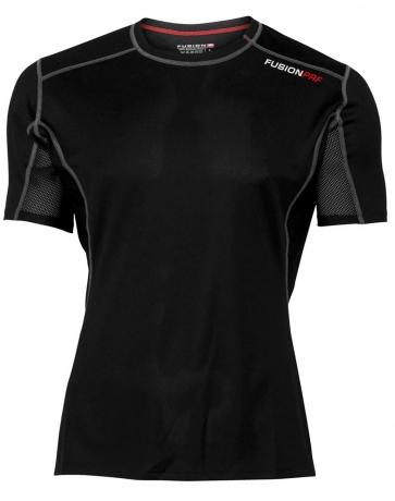 Fusion C3 T-shirt PRF Mens - Black/Grey