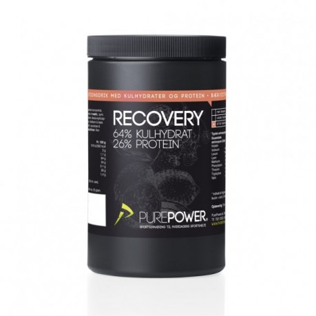 PurePower RECOVERY BÆR/CITRUS 400G