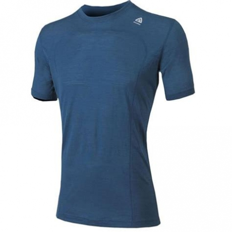 Aclima Lightwool t-shirt Men Midnight Na...