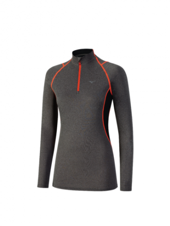 Mizuno Merino Wool H/Z Breath Thermo Dam...