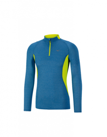 Mizuno Merino Wool H/Z Breath Thermo Her...