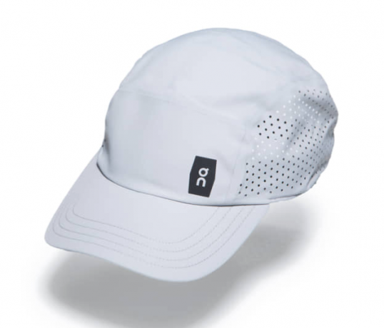 On Lightweight Cap Grey One Size