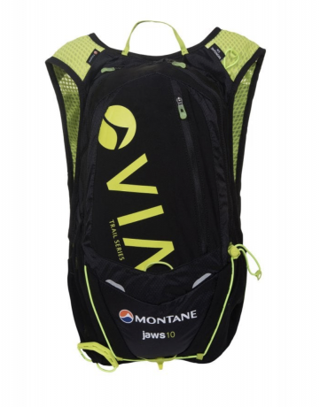 Montane Via Jaws 10 - Black