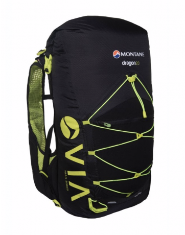Montane Via Dragon 20 - Black