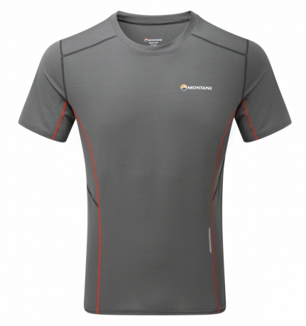 Montane Razor T-Shirt Mens - Shadow