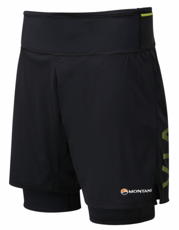 Montane Trail 2Sk Shorts Mens - Black