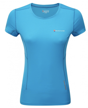 Montane Claw T-Shirt Womens - Blue