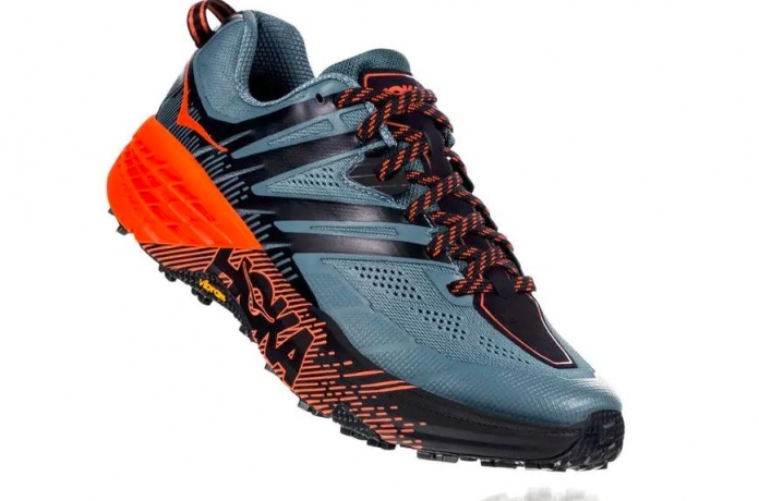 Hoka One One Speedgoat 3 Herre Stormy We...