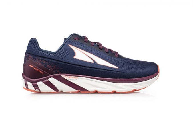 Torin Plush 4 Navy/Plum Dame