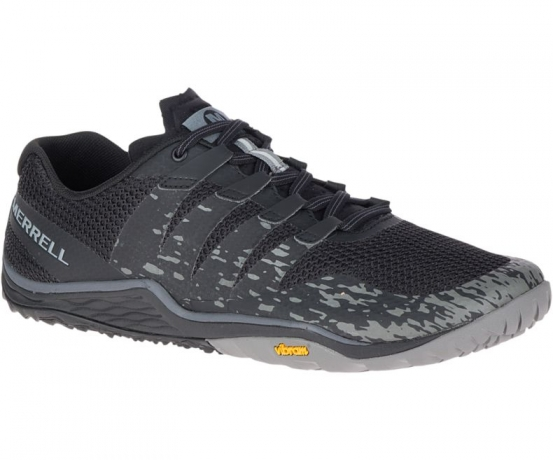 Merrell Trail Glove 5 Dame Black