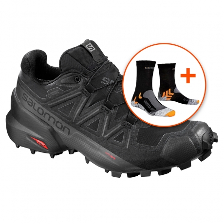 Salomon Speedcross 5 Dame GTX - Sort  IN...