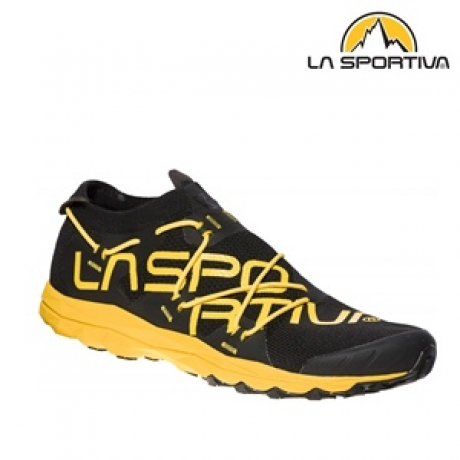 La Sportiva VK Black/Yellow