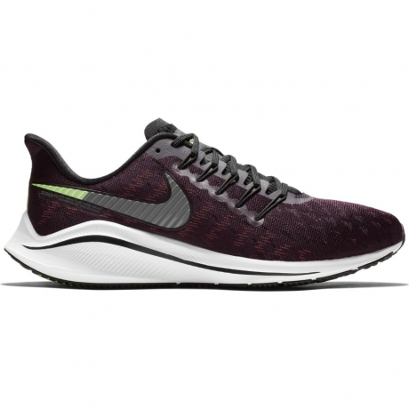 Nike Air Zoom Vomero 14 Herre Burgundy A...
