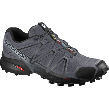Salomon Speedcross 4 Men Dark Cloud/Blac...