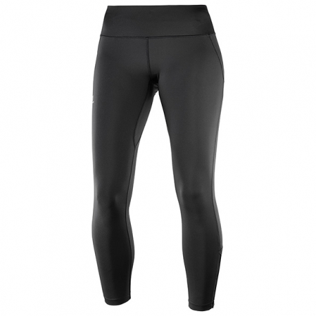 Salomon Agile Long Tight Dame Black