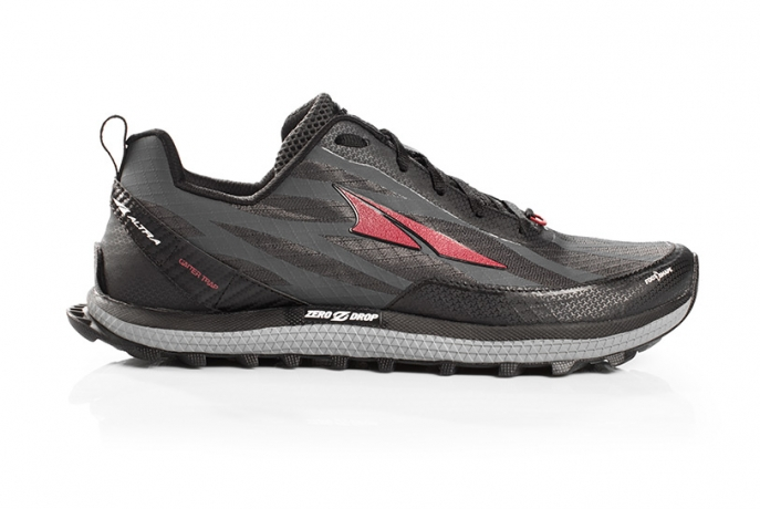Altra Mens Superior 3.0 Black