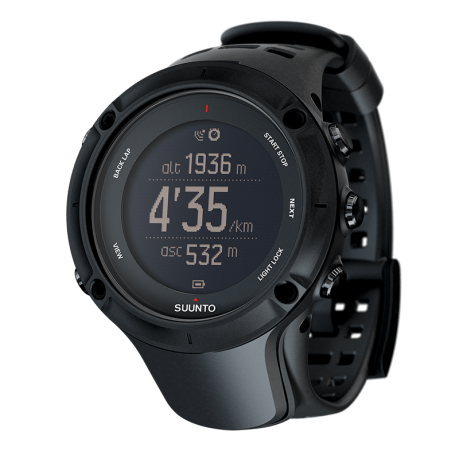 Suunto Ambit 3 Peak HR Black