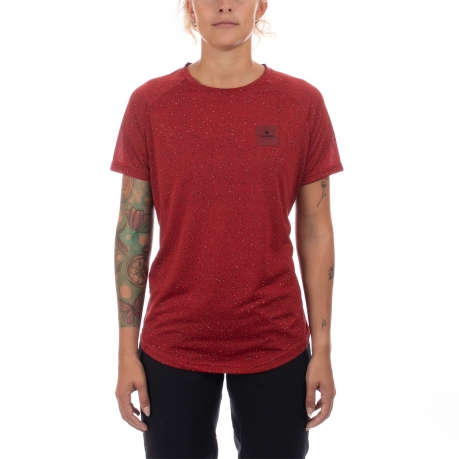 Saysky Universe SS Tee Unisex - Red Dahl...