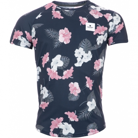 Saysky Blue Floral SS Light Tee