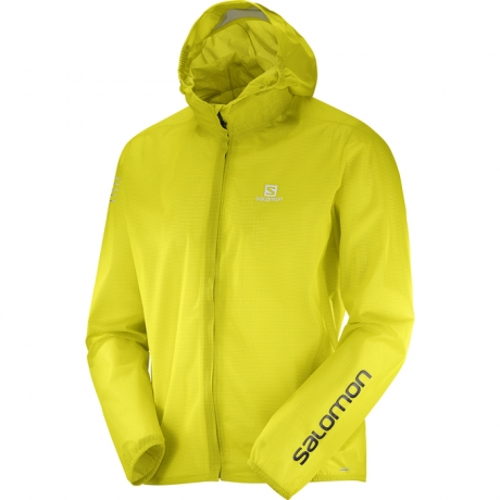 Salomon Bonatti Race WP JKT Mens - Sulph...