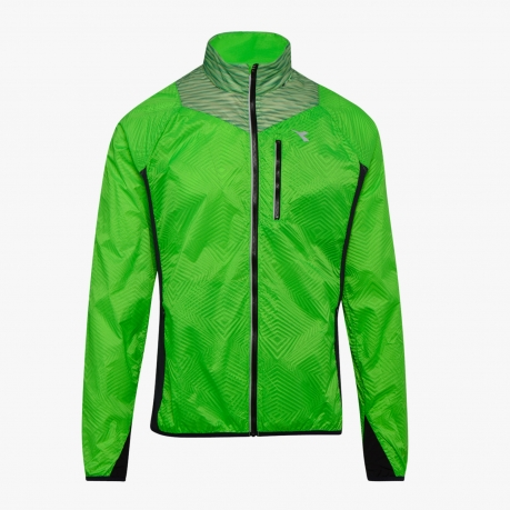 Diadora Bright Jacket Green Fluo Special