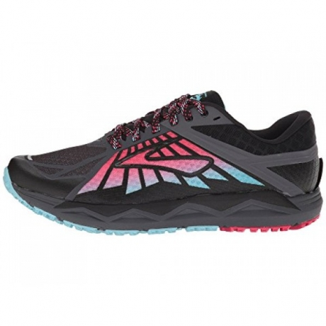 Brooks Caldera Women Anthracite/Azelea/B...