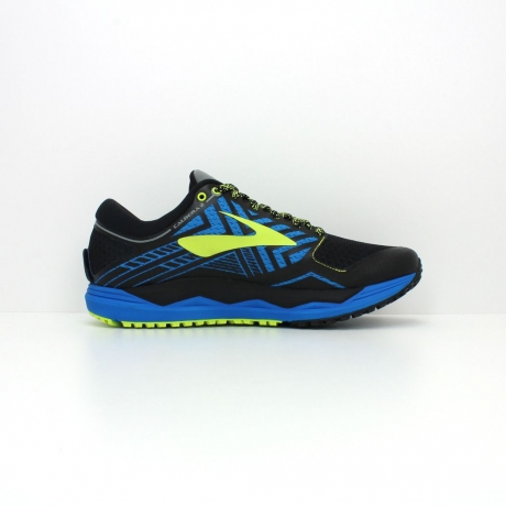 Brooks Caldera 2 Herre Blue/Black/Lime