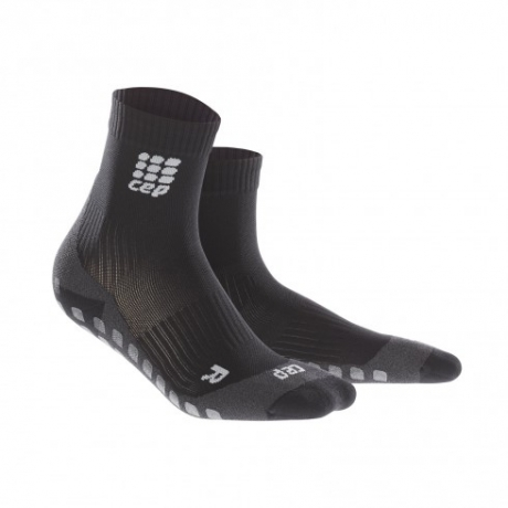 CEP Griptech short socks W Black