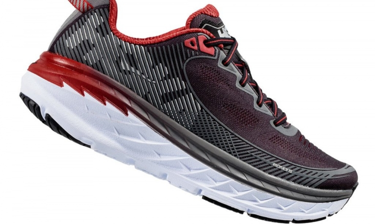 Hoka One One Bondi 5 Black / Formula One...