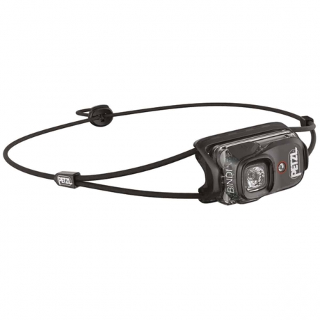 Petzl Bindi Pandelampe Sort