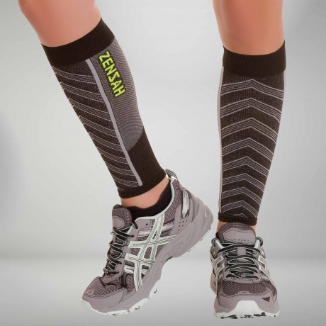 Zensah Compression Leg Sleeves Featherwe...