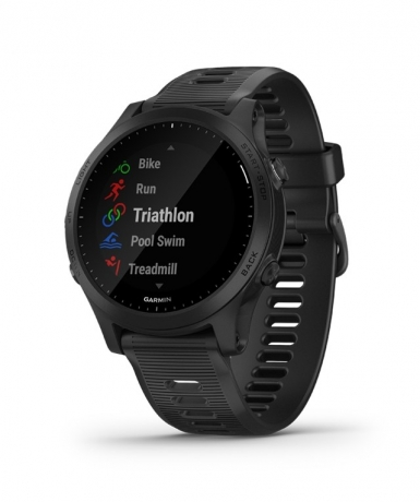 Garmin Forerunner 945 - Sort