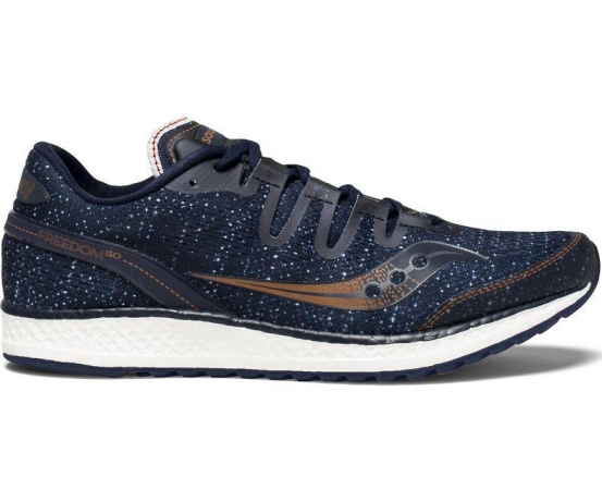 Saucony Freedom ISO Navy/Denim/Copper Me...