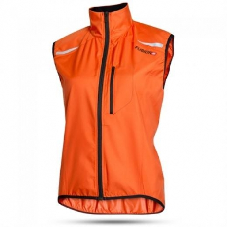 Fusion Mens S100 Run Vest Orange
