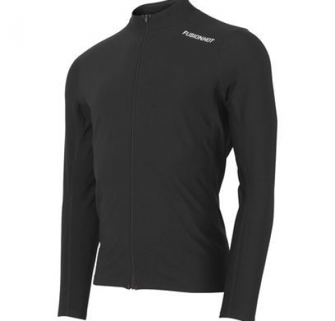 Fusion Hot Zip Running Shirt Men