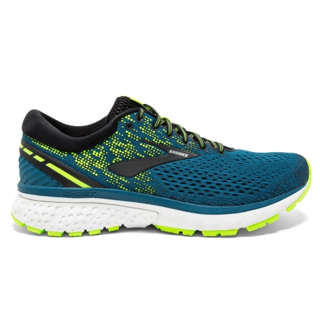 Brooks Ghost 11 Mens Blue/Black/Nightlif...